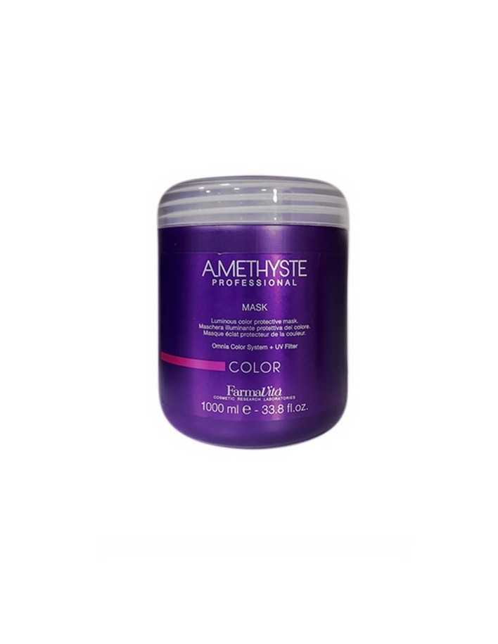 Farmavita Amethyste Color Hair Mask 1000ml 0761 Farmavita Βαμμένα Μαλλιά €16.90 €13.63