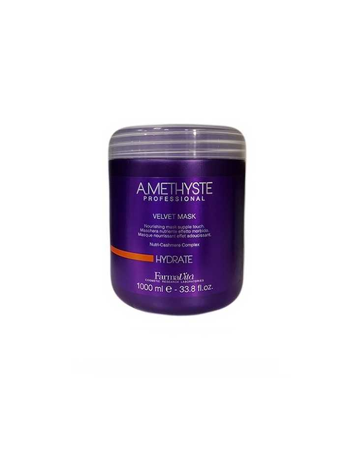Farmavita Amethyste Hydrate Hair Mask 1000ml 1952 Farmavita Tired Hair €16.90 product_reduction_percent€13.63