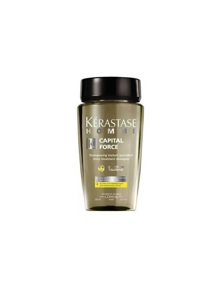 Kerastase Capital Force Daily Treatment Shampoo 250ml