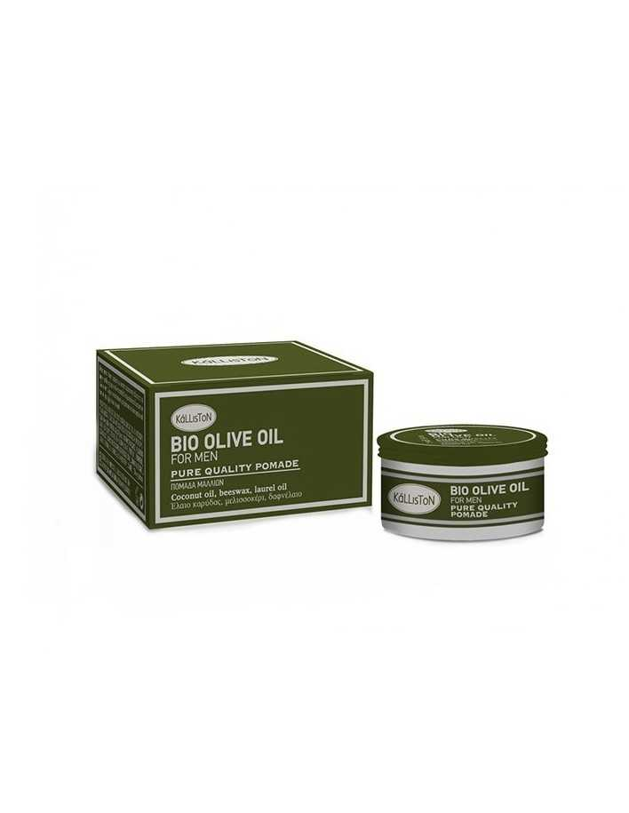 Kalliston Bio Olive Oil For Men Pure Quality Pomade 75ml 5040 Kalliston Hair Styling €8.90 product_reduction_percent€7.18