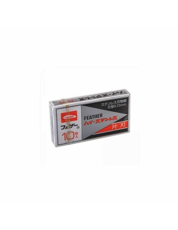 Feather FHS Razor Blades Pack 10 5055 Feather Razor Blades €7.60 €6.13