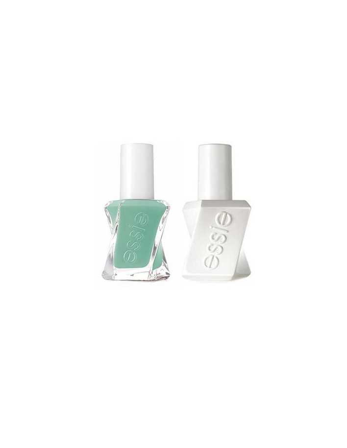 Essie Gel Couture 170 Beauty Nap & 00 Top Coat Pack 13.5ml