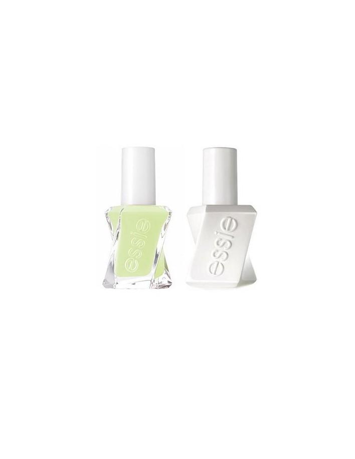 Essie Gel Couture 245 Take A Walk & 00 Top Coat Pack 13.5ml