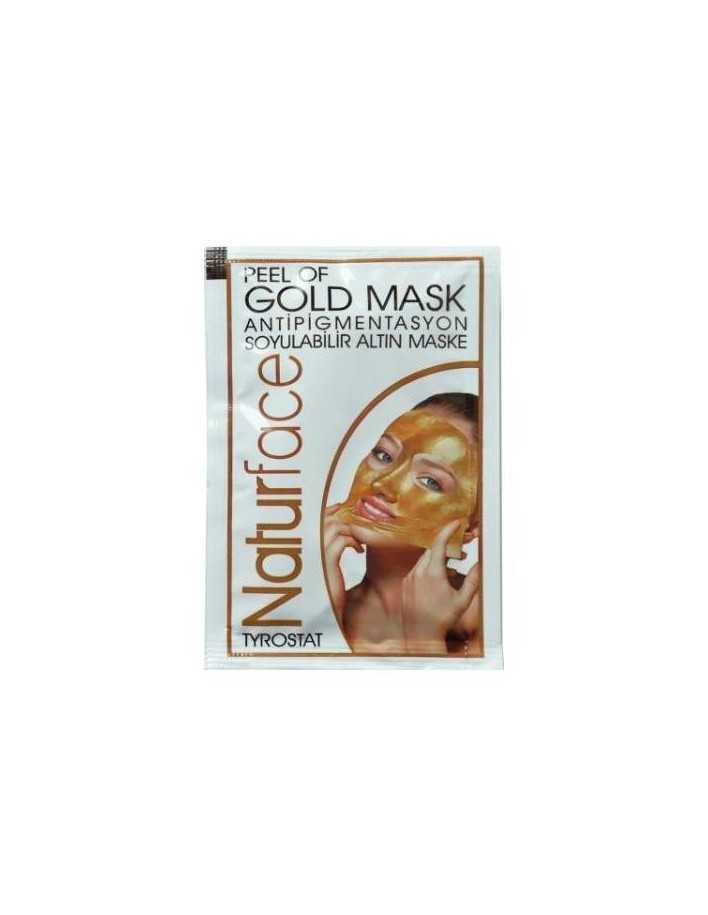NaturFace Peel Of Gold Mask 15ml x5