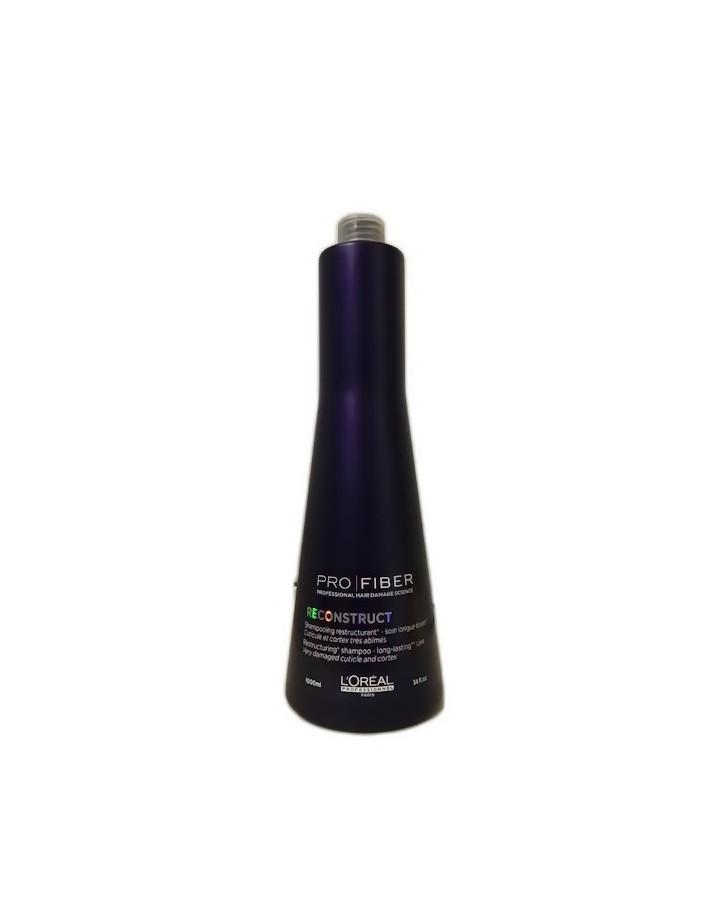 L'oreal Professionnel Pro-Fiber Reconstruct Shampoo 1000ml 5233 L'Oréal Professionnel Ταλαιπωρημένα  €39.90 €32.18