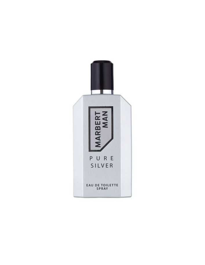 Marbert Pure Silver Eau De Toilette Spray 125ml 5342 Marbert Eau de Toilette €34.90 €28.15
