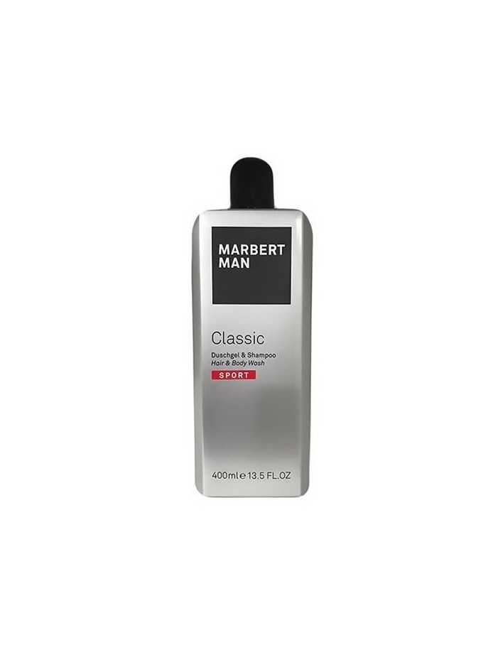 Marbert Classic Shampoo & Body Wash 400ml