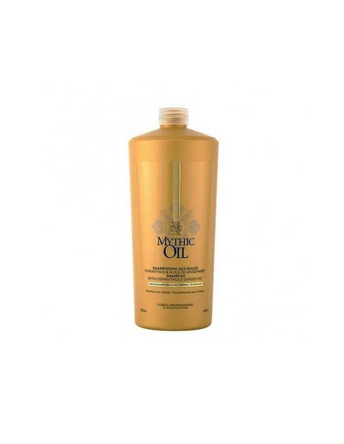 L'oreal Professionnel Mythic Oil Osmanthus & Ginger Oil Shampoo Για Λεπτά Μαλλιά 1000ml 5367 L'Oréal Professionnel Κανονικά €...