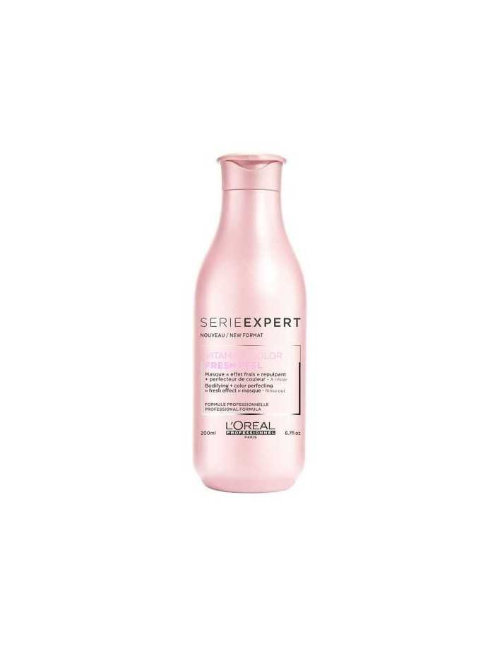 L'oreal Professionnel Serie Expert Vitamino Color Fresh Feel Mask 200ml 5382 L'Oréal Professionnel Βαμμένα Μαλλιά €16.90 €13.63