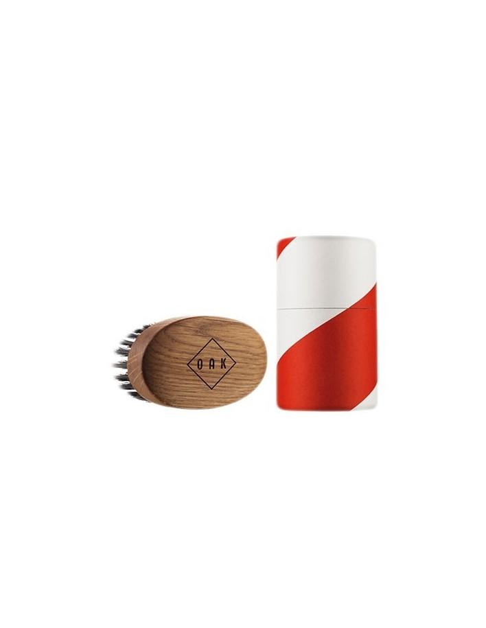 Oak Natural Beard Care Brush 5388 Oak Βούρτσες Γενιών €24.50 €19.76
