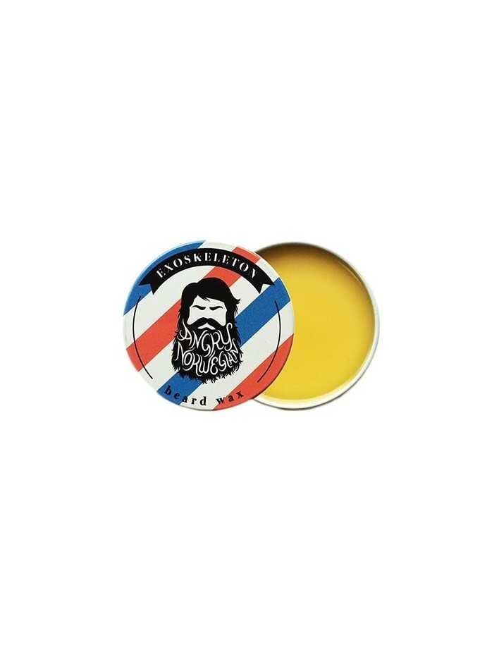 Angry Norwegian Exoskeleton Beard Wax 30gr 5404 Angry Norwegian Beard Wax €10.40 €8.39