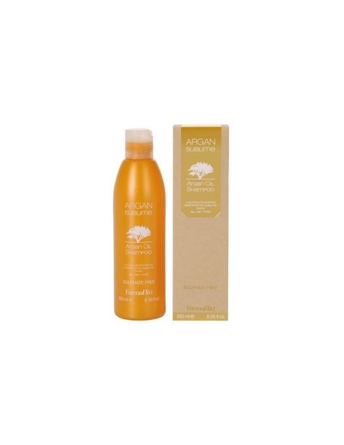 Farmavita Argan Sublime Oil Shampoo 250ml 5489 Farmavita Κανονικά €10.90 product_reduction_percent€8.79