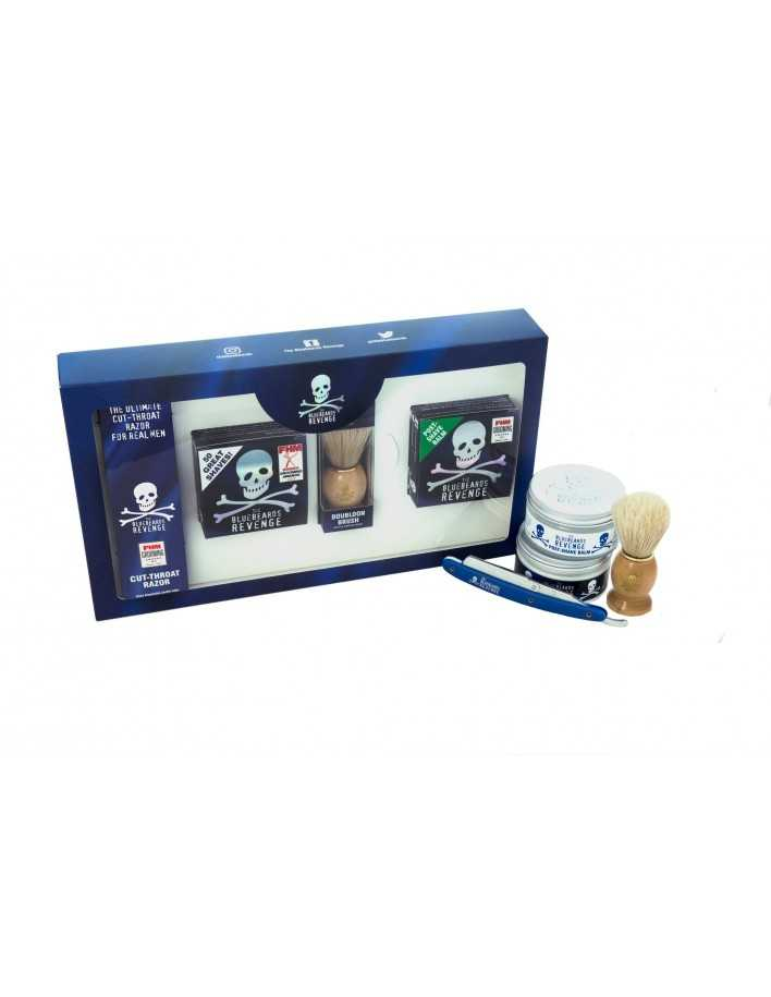 The Bluebeards Revenge Cut Throat Razor Kit 0990 The Bluebeards Revenge Shaving Starter Kits €44.20 -15%€35.65