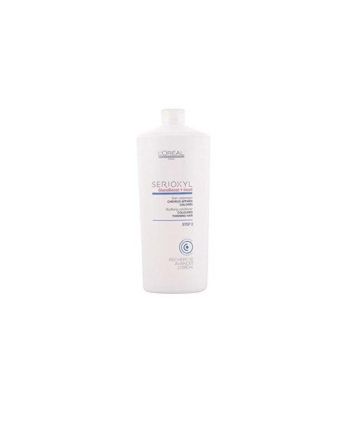 L'oreal Professionnel Serioxyl Gluco Boost Clarifying Conditioner Coloured Thinning Hair 1000ml 5491 L'Oréal Professionnel Μα...