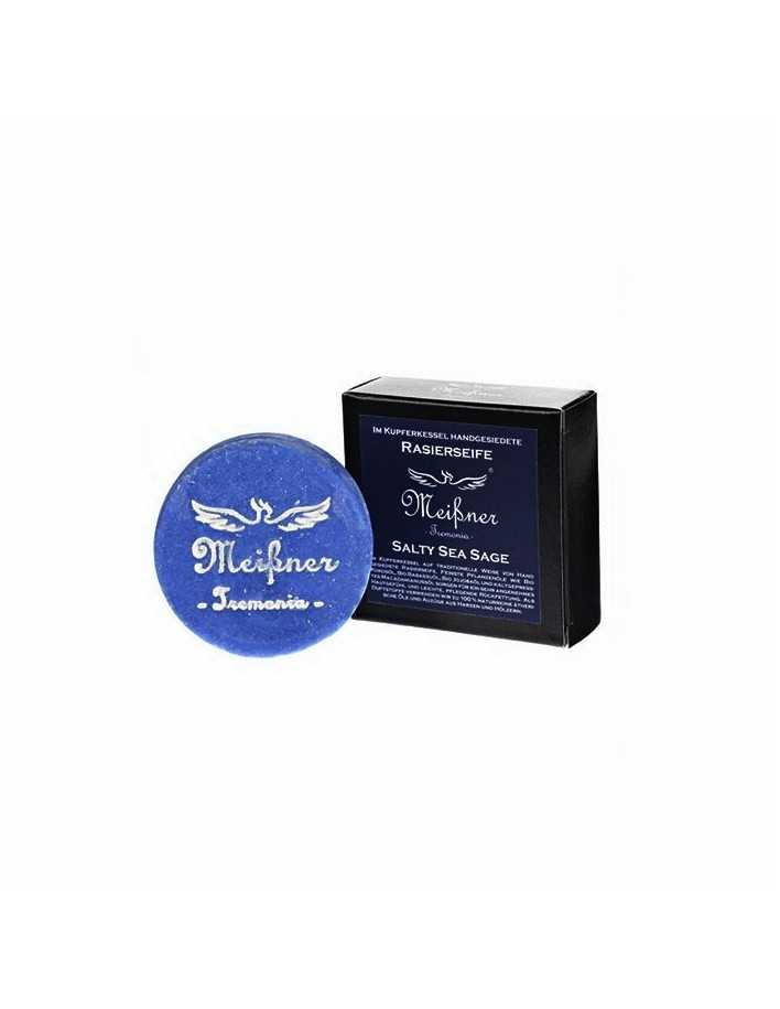 Meissner Tremonia Salty Sea Sage Shaving Soap Refill 65gr 5591 Meissner Tremonia Shaving Soaps €15.90 -5%€12.82