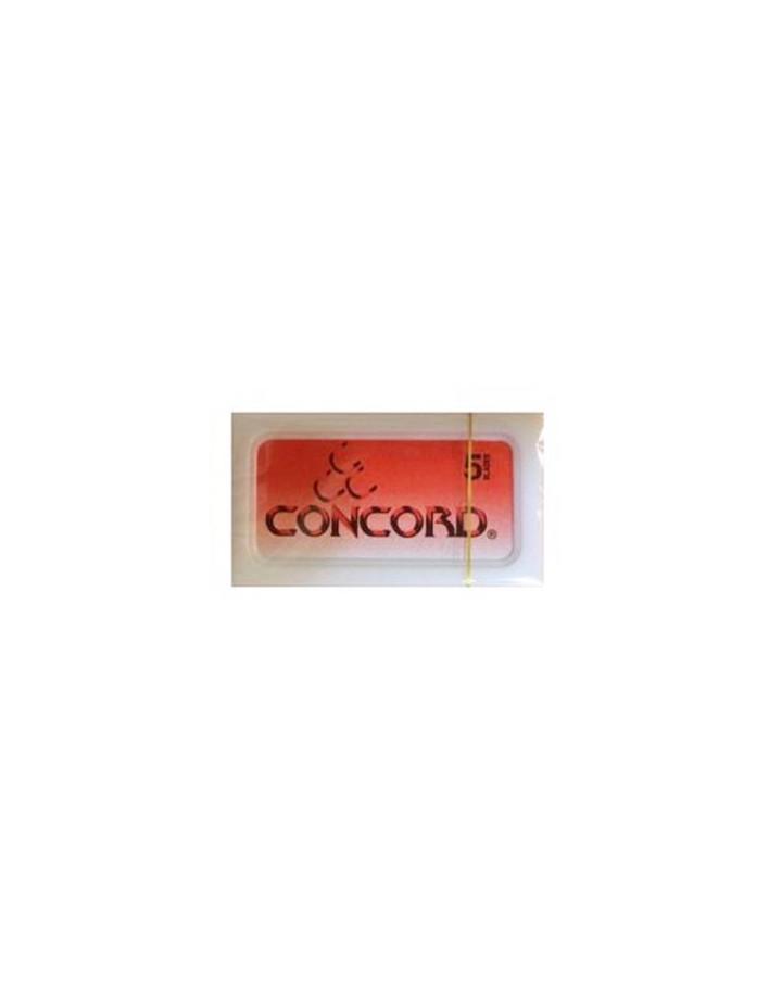Concord Super Stainless Pack 5 Razor Blades 3698 Concord Razor Blades €0.42 €0.34
