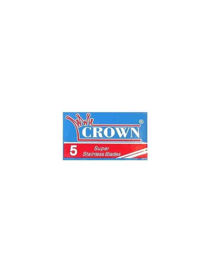Ξυραφάκια Crown Super Stainless Blades 10 2884 Lord  Ξυραφάκια €0.90 €0.73