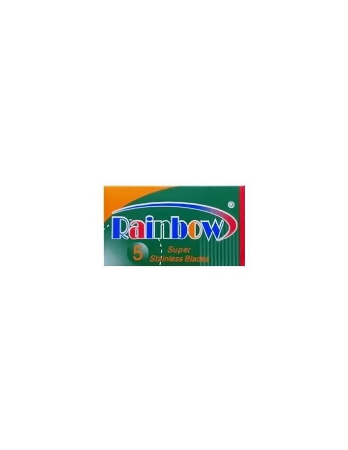 Ξυραφάκια Rainbow Super Stainless Pack 5 Λεπίδες 0884 Lord  Ξυραφάκια €1.20 €0.97