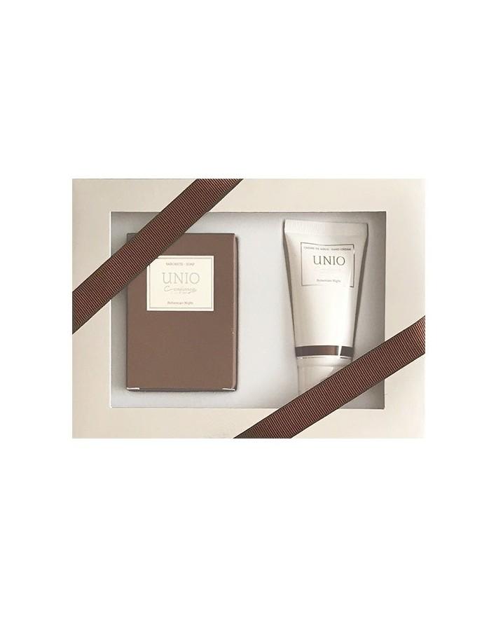 Confianca Unio Gift Box Soap 150gr & Hand Cream 50ml 5685 Confianca Bath & Body €18.90 -20%€15.24