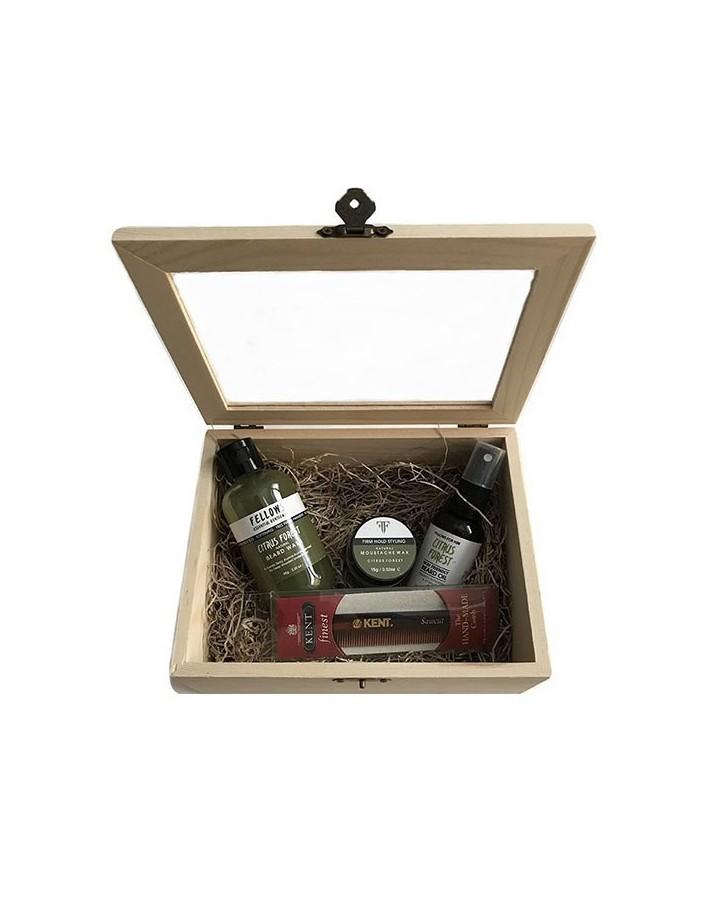 Fellows Citrus Forest Beard Care Gift Box
