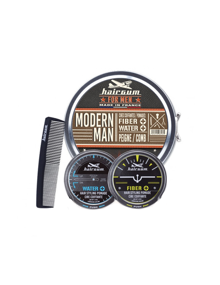 Hairgum Modern Man Pack 5696 Hairgum Pomade Gift Sets €19.90 -20%€16.05