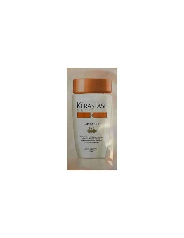 Kerastase Bain Satin 2 Shampoo Gift 10ml 0077 Kerastase Paris Samples €0.00 €0.00