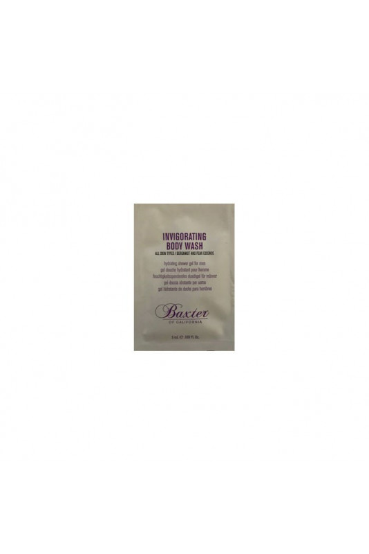 Baxter Of California Bergamot & Pear Body Wash Gift 5ml 0149 Baxter Of California Samples €0.00 product_reduction_percent€0.00