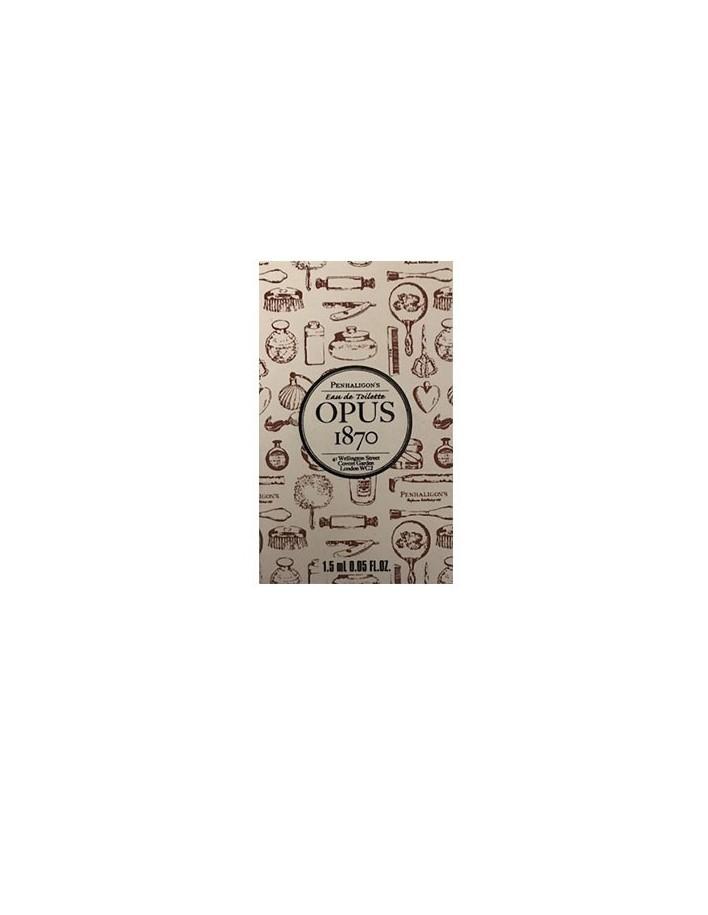 Penhaligon's Opus Eau De Toilette Gift 1.5ml 0243 Penhaligon's Δείγματα €0.00 €0.00