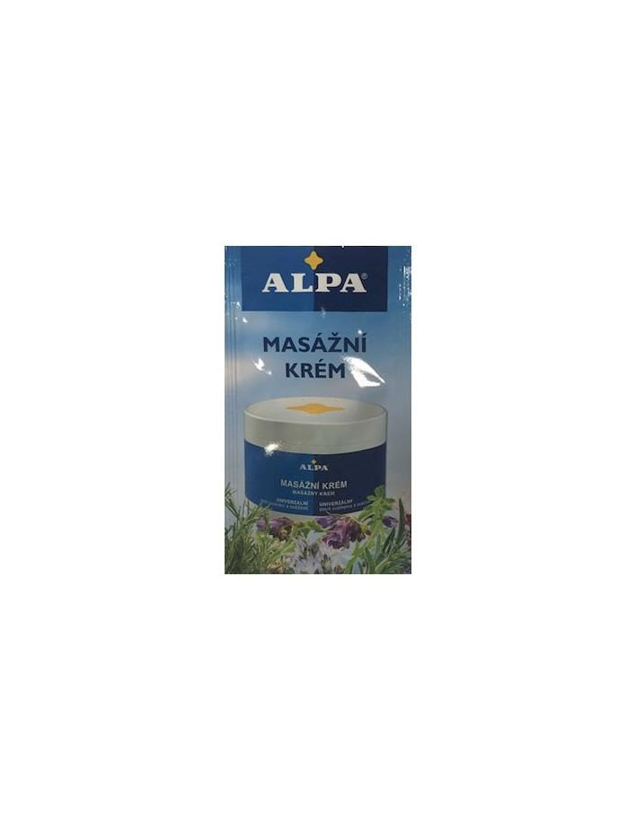 Alpa Massage Cream Gift 5ml 0388 Alpa Δείγματα €0.00 -25%€0.00
