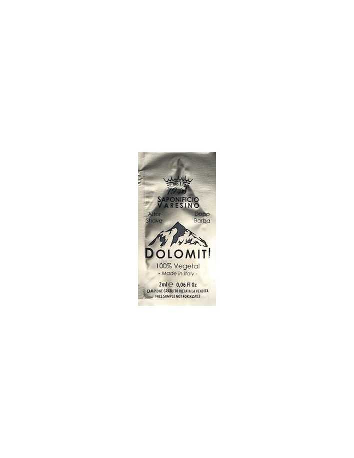 Saponificio Varesino Dolomitti Aftershave Gift 2ml 0598 Saponificio Varesino Δείγματα €0.00 €0.00