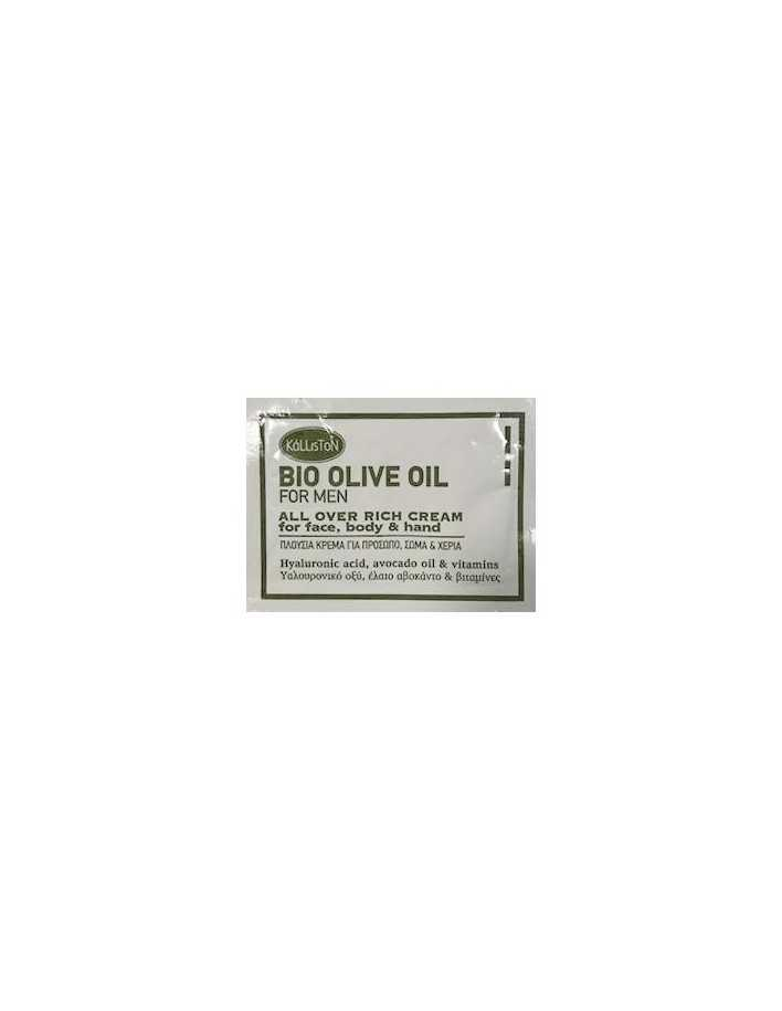 Kalliston bio olive for men all over rich cream Gift 1.5ml 0627 Kalliston Samples €0.00 product_reduction_percent€0.00