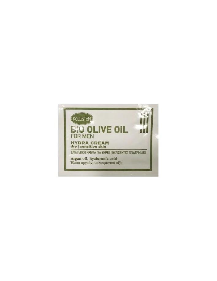 Kalliston Bio olive oil for men hydra cream Gift 1.5ml 0628 Kalliston Samples €0.00 product_reduction_percent€0.00