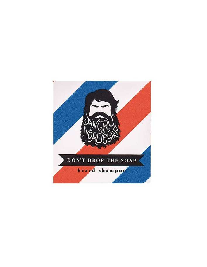 Angry Norwegian DDTS Beard Shampoo 100gr 5905 Angry Norwegian Beard Soap €9.90 €7.98