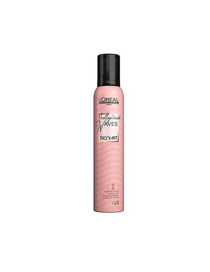 L'Oreal Professionnel Hollywood Spiral Queen 200ml 5921 L'Oréal Professionnel Μπούκλες  €10.50 €8.47