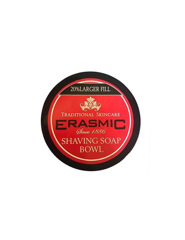 Erasmic Shaving Soap Bowl 90gr 5923 Erasmic Ξύρισμα €6.50 €5.24