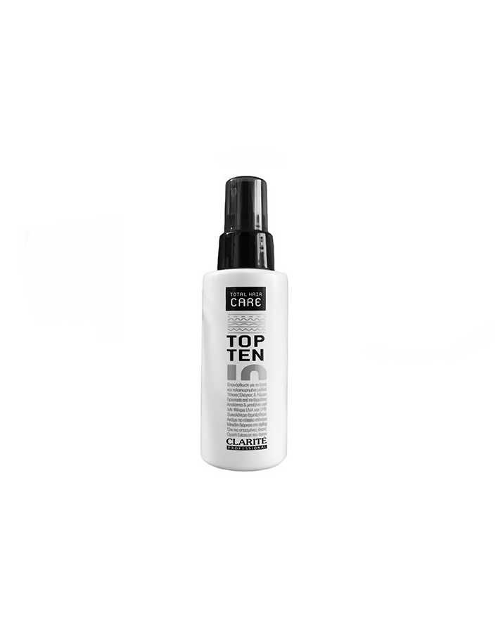 Clarite Professional Total Hair Care Top Ten 100ml