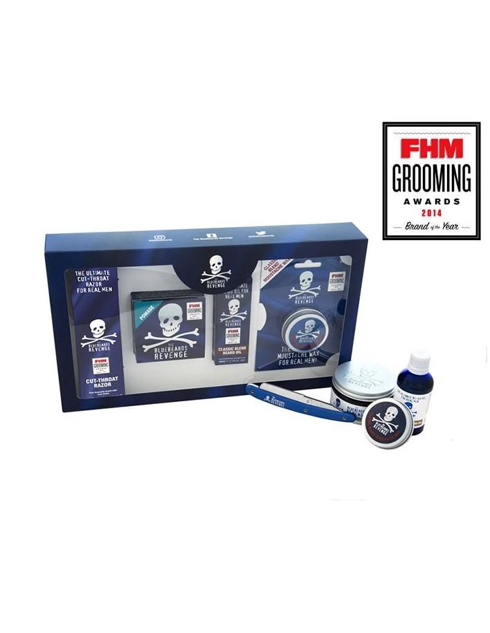 The Bluebeards Revenge Hipster Kit 6054 The Bluebeards Revenge Προσφορές €34.90 -15%€28.15