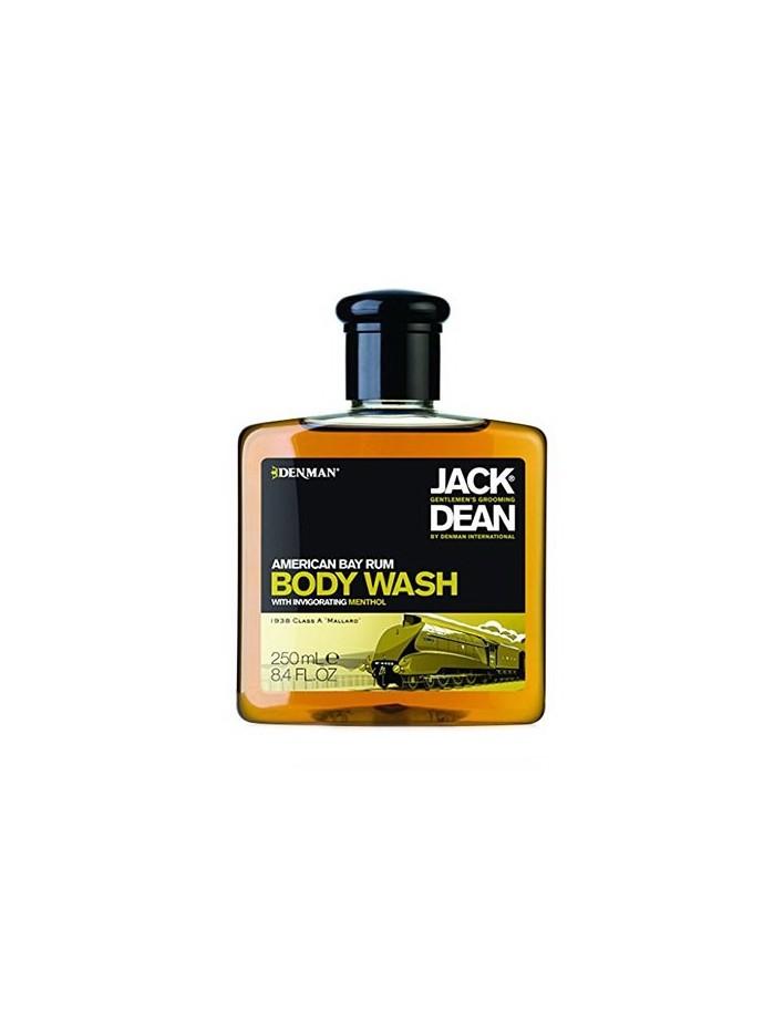Denman Jack Dean Bay Rum Body Wash 250ml 6147 Denman Για το Σώμα €9.90 €7.98