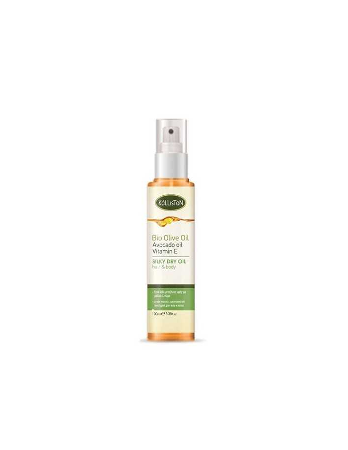 Kalliston Bio Olive Oil Silky Dry Oil 100ml 6321 Kalliston Oil Treatments €8.90 €7.18
