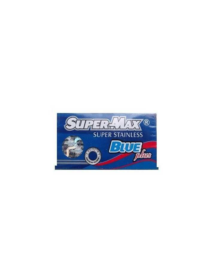 Super Max Super Stainless Blue Plus Collectable 5 Blades 1017 Super Max Collectibles €0.00 €0.00