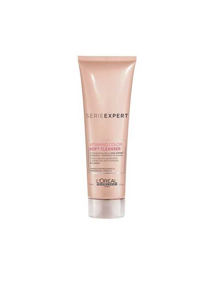 L'oreal Professionel Serie Expert Vitamino Color Soft Cleanser Shampoo 150ml