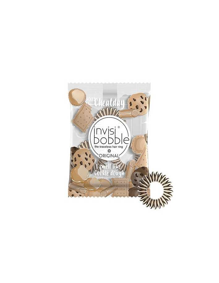 Κοκαλάκια Invisibobble Original Traceless Cheatday Collection Cookie Dough Craving 3x 6457 Invisibobble Κοκαλάκια €4.50 €3.63
