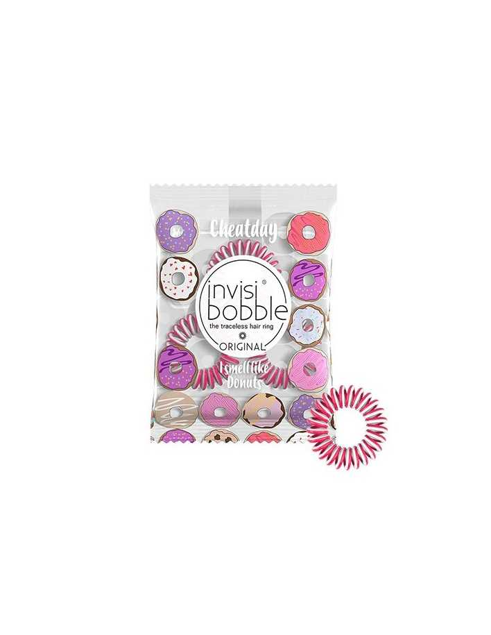 Invisibobble Original Traceless Hair Ring Cheatday Collection Donut Cream 3x 6458 Invisibobble Hair Clips €4.50 €3.63