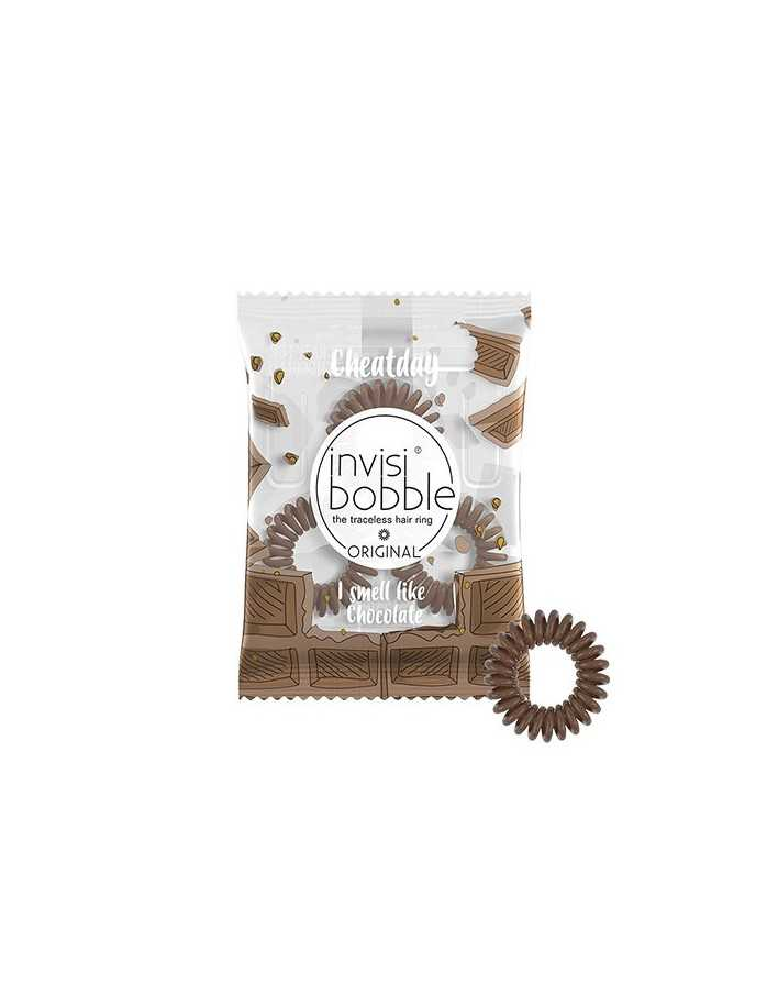 Invisibobble Original Traceless Hair Ring Cheatday Collection Crazy For Chocolate 3x 6459 Invisibobble Hair Clips €4.50 €3.63