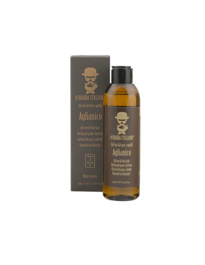 Barba Italiana Aglianico Gel No Gel 200ml 6646 Barba Italiana Μαλακά Gel €19.90 -21%€16.05