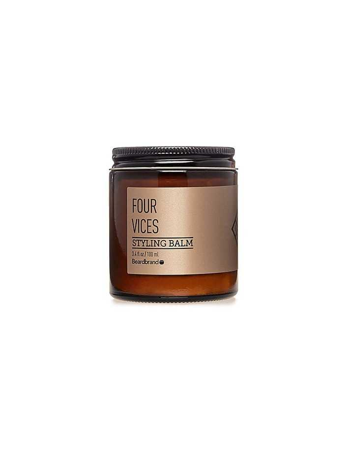 Beardbrand Four Vices Styling Balm 100ml 6664 Beardbrand Styling Balm Γενιών  €31.90 product_reduction_percent€25.73