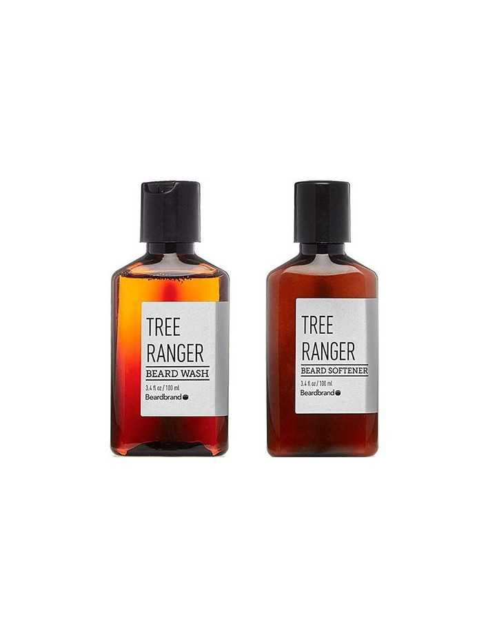 Beardbrand Tree Ranger Pack Beard Wash 100ml & Softener 100ml 3189 Beardbrand Προσφορές Για Γένια €29.80 product_reduction_pe...