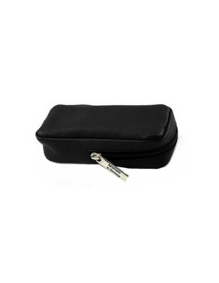 Dovo Razor Pouch Leather Black 6698 Dovo Shaving Cases €36.90 €29.76