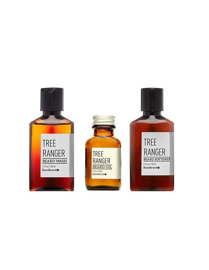 Beardbrand Beard Wash & Softener 100ml & Beard Oil Tree Ranger 30ml 3905 Beardbrand Beard €55.70 product_reduction_percent€44.92
