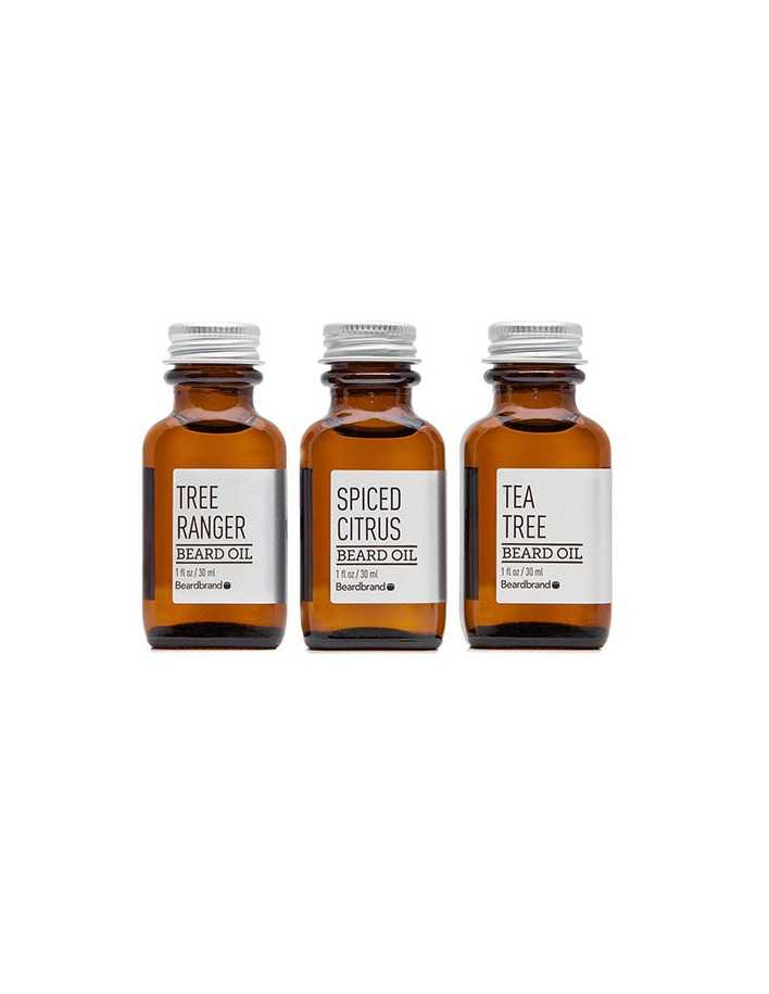 Beardbrand Silver Line Beard Oil 30ml 2991 Beardbrand Προσφορές Για Γένια €77.70 product_reduction_percent€62.66